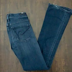 CoH boot cut jeans